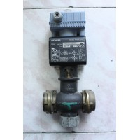 Modulating Control Valves With Magnetic Actuators MXG461.25-8.0
