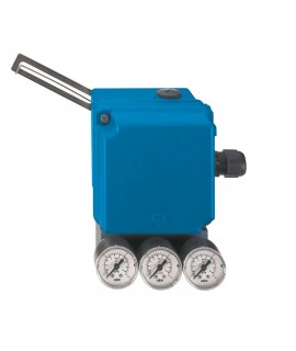 SRI986 Electro-Pneumatic Positioner,smart electropneumatic positioner