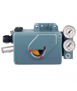 SRI990 Positioner,smart electropneumatic positioner